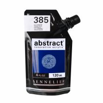 ACRYLIQUE FINE ABSTRACT 120ML BLEU PRIMAIRE