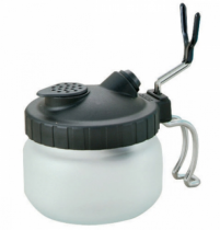 AIRBRUSH CLEANNING POT