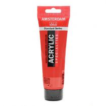 AMSTERDAM 120ML ROUGE NAPHTOL CLAIT