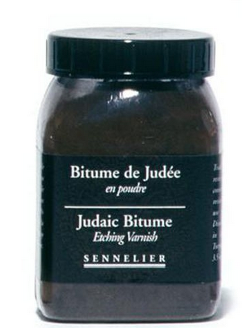 Sennelier Pigment Bitume de judee