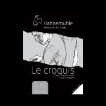 BLOC LE CROQUIS A5 GRAIN LISSE