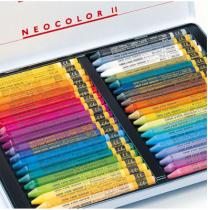 boite 15 crayons neocolor 1