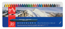 boite 30 crayons neocolor
