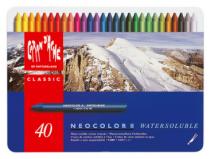 boite 40 crayons neocolor