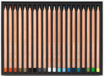 40 crayons luminance 6901 3