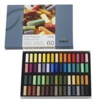 Coffret 60 demi-pastels REMBRANDT