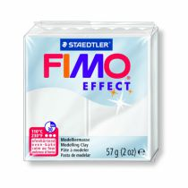 FIMO EFFECT BLANC TRANSPARENT