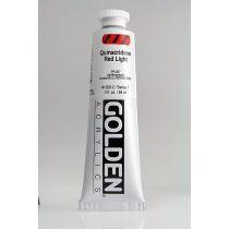 GOLDEN 59ML ROUGE DE QUINACRIDONE CLAIR S7