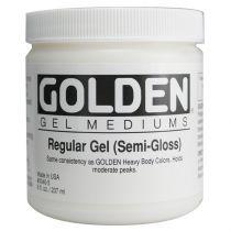 GOLDEN GEL DE BASE SATINE 236ML