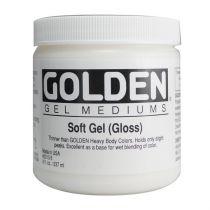 GOLDEN GEL ONCTUEUX BRILLANT 236ML