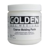 GOLDEN MOLDING PASTE DURE 236ML