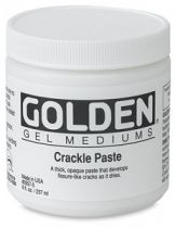 GOLDEN PATE A CRAQUELER 236ML