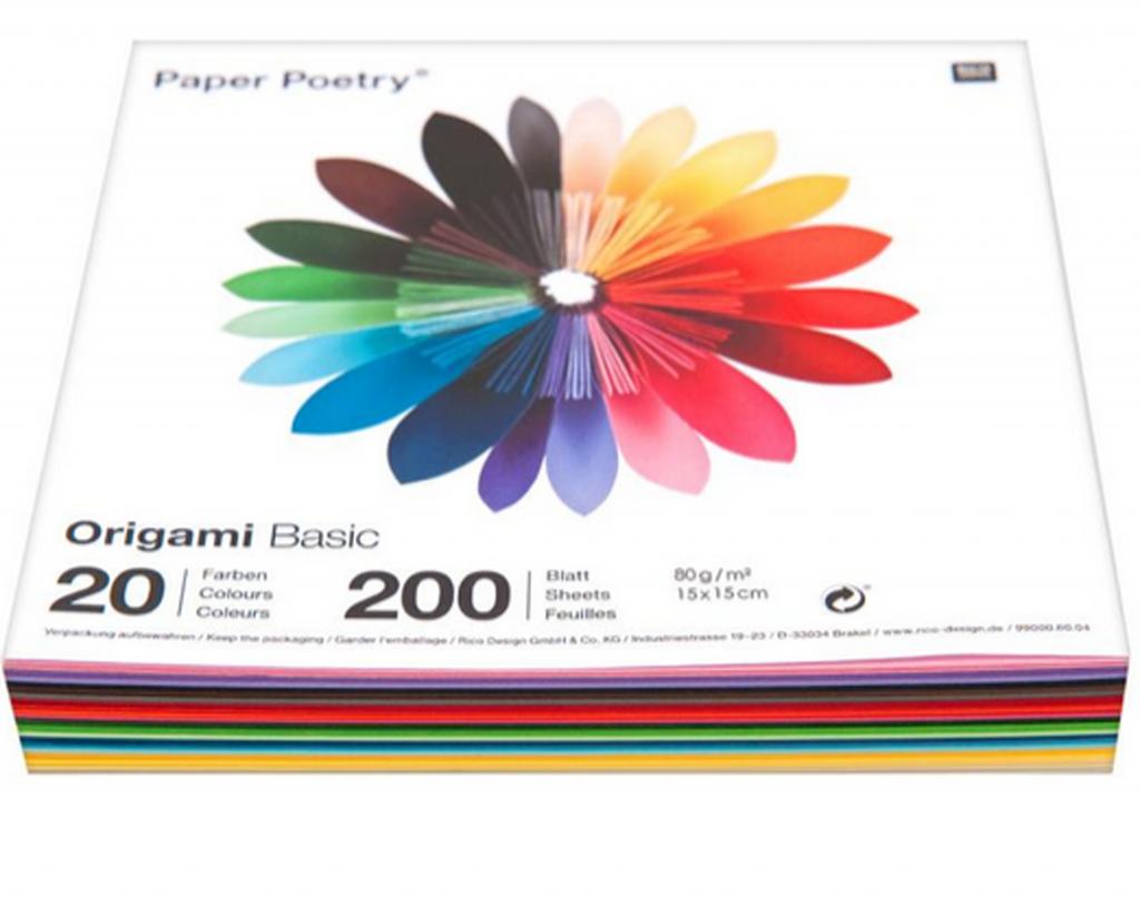 origami basic 15X15