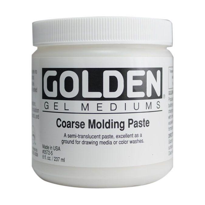 PATE A MODELER TEXTUREE 236 ML GOLDEN