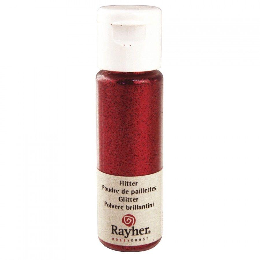 Poudre paillette rouge classique - Peinture pailletee avis ...