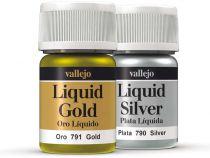 Liquid Gold-Silver-Copper 35ml
