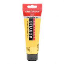ACRYL AMSTERDAM 120ML JAUNES NAPLES FONC