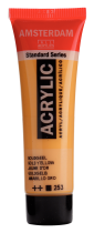 ACRYLIQUE AMSTERDAM 20ML JAUNE D\'OR