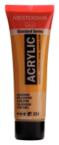 ACRYLIQUE AMSTERDAM 20ML OCRE D\'OR