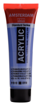 ACRYLIQUE AMSTERDAM 20ML OUTREMER VIOLET CLAIR
