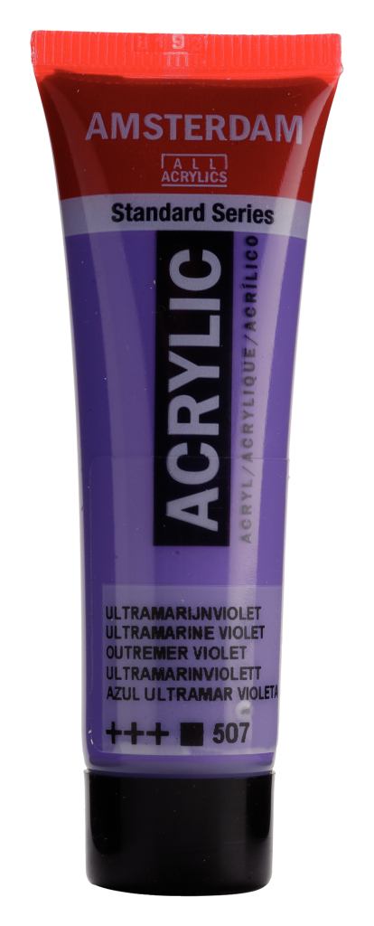ACRYLIQUE AMSTERDAM 20ML OUTREMER VIOLET