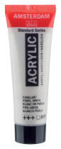 ACRYLIQUE AMSTERDAM 20ML PEARL WHITE