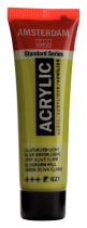 ACRYLIQUE AMSTERDAM 20ML VERT OLIVE CLAIR