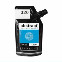 ACRYLIQUE FINE ABSTRACT 120ML BLEU AZUR