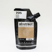 ACRYLIQUE FINE ABSTRACT 120ML GRIS CHAUD
