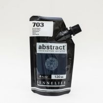 ACRYLIQUE FINE ABSTRACT 120ML GRIS PAYNE