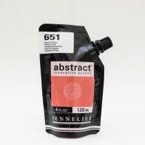 ACRYLIQUE FINE ABSTRACT 120ML ROSE DE VENISE