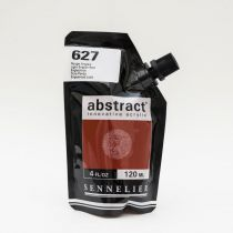 ACRYLIQUE FINE ABSTRACT 120ML ROUGE ANGLAIS