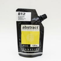 ACRYLIQUE FINE ABSTRACT 120ML VERT JAUNE OLIVE
