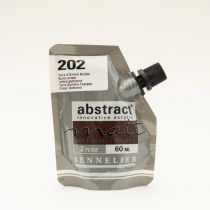 ACRYLIQUE FINE ABSTRACT MATT 60ML TERRE D\'OMBRE BRULEE