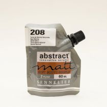 ACRYLIQUE FINE ABSTRACT MATT 60ML TERRE DE SIENNE NATURELLE