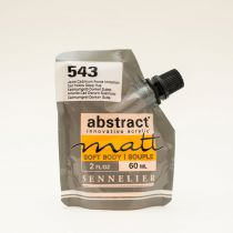 ACRYLIQUE FINE ABSTRACT MATT 60ML TON JAUNE DE CADMIUM FONCE