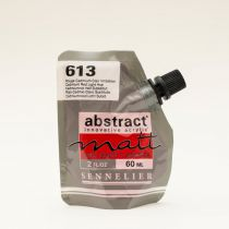 ACRYLIQUE FINE ABSTRACT MATT 60ML TON ROUGE DE CADMIUM CLAIR