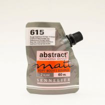 ACRYLIQUE FINE ABSTRACT MATT 60ML TON ROUGE DE CADMIUM ORANGE