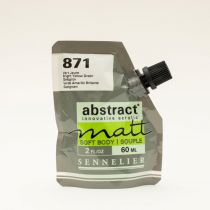 ACRYLIQUE FINE ABSTRACT MATT 60ML VERT JAUNE
