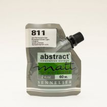 ACRYLIQUE FINE ABSTRACT MATT 60ML VERT PERMANENT CLAIR
