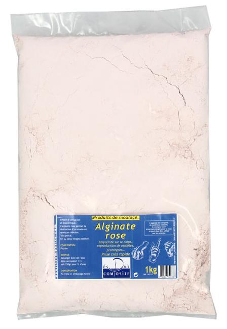 AIGINATE ROSE 1 KG - ESPRIT COMPOSITE
