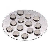 AIMANT EXTRA FORT 10MM - 12 PIECES