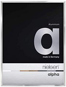 ALPHA 42X29.7 ARGENT POLI