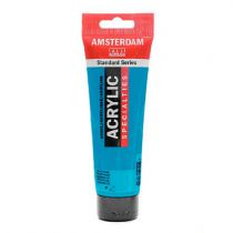 AMSTERDAM 120ML BLEU BRILLANT