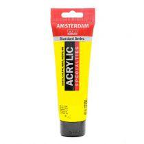 AMSTERDAM 120ML JAUNE PRIMAIRE