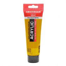 AMSTERDAM 120ML OCRE JAUNE