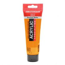 AMSTERDAM 120ML ORANGE REFLEX