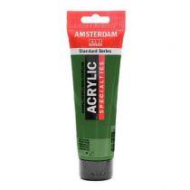 AMSTERDAM 120ML VERT OLICE FONCE