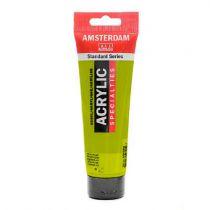 AMSTERDAM 120ML VERT OLIVE CLAIR