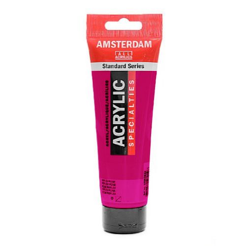 AMSTERDAM 120ML VIOLET ROUGE PERMANENT